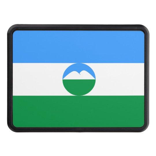 Kabardino-Balkaria Flag Trailer Hitch Cover