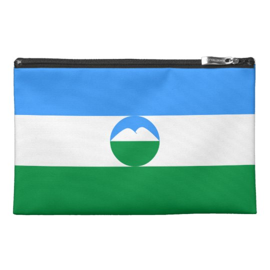 Kabardino-Balkaria Flag Travel Accessory Bag