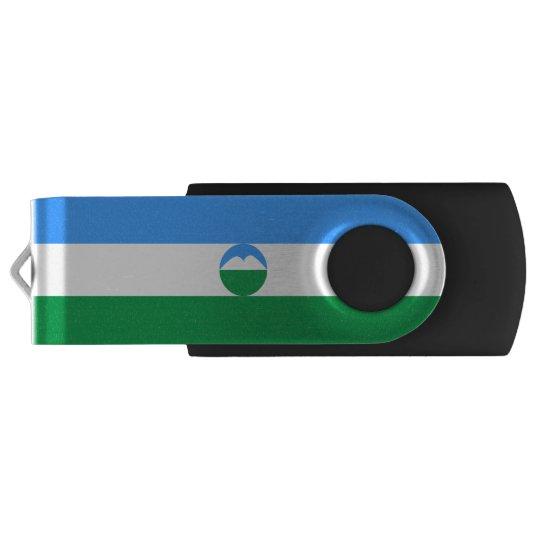 Kabardino-Balkaria Flag USB Flash Drive