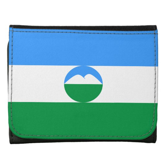 Kabardino-Balkaria Flag Wallets