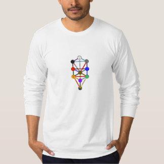 Kabbalah Tree of Life with Horus T-Shirt