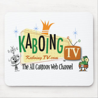 KaboingTV Mousepad