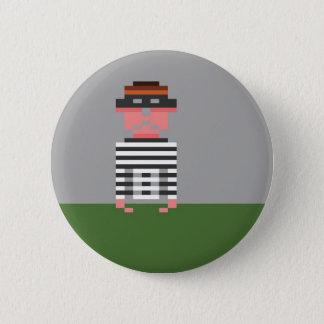 Kaboom 1 2 inch round button
