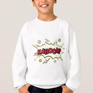 kaboom sweatshirt