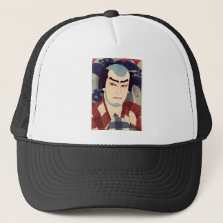 Kabuki Actor Trucker Hat