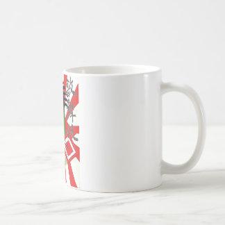 Kabuki Cucumber 1 Coffee Mug