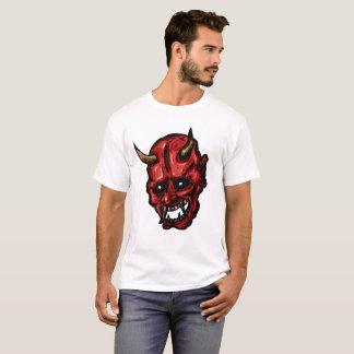 Kabuki Mask #1 RED T-Shirt