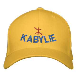 KABYLIE EMBROIDERED HAT
