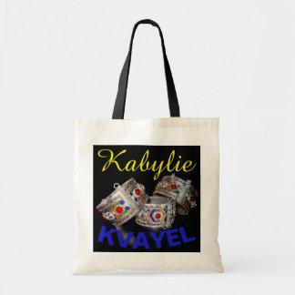 kabylie tote bag