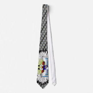 Kachina Doll Tie