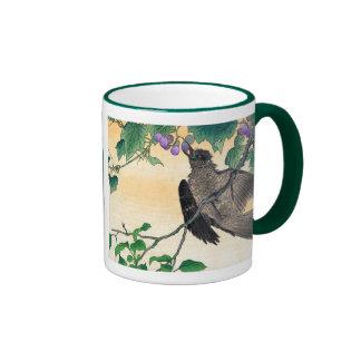 Kachōga - Bird and Flowers Coffee Mugs