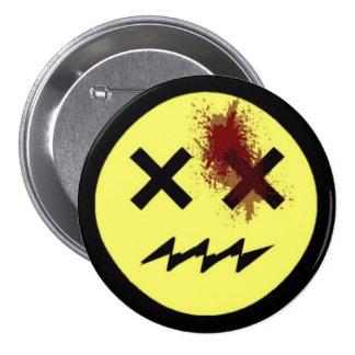 Kackman 2014 3 inch round button