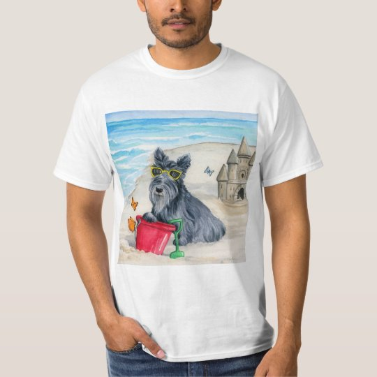 Kadie's Castles in the Sand Beach Dreams T-shirt! T-Shirt