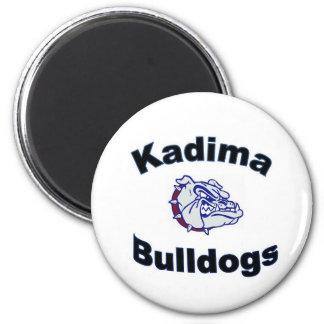 Kadima Bulldogs Magnet