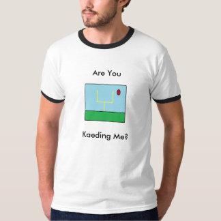 kaedingme, Are You, Kaeding Me? Shirt
