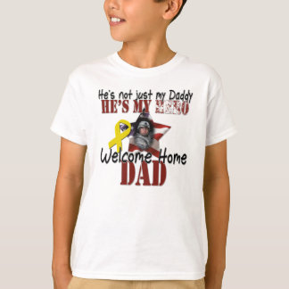 Kaera's Daddy Homecoming Shirt