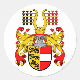 Kaernten, Austria Classic Round Sticker