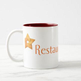 Kaffeebecher Two-Tone Coffee Mug