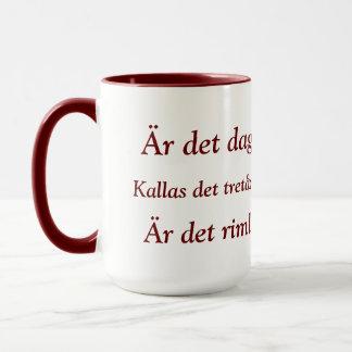 Kaffeprov Coffee Mug