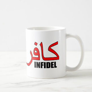 Kafir / Infidel Merchandise Coffee Mug