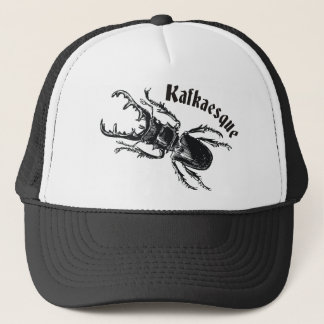 Kafkaesque Trucker Hat