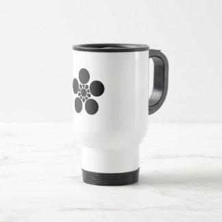 Kaga plum bowl A Travel Mug