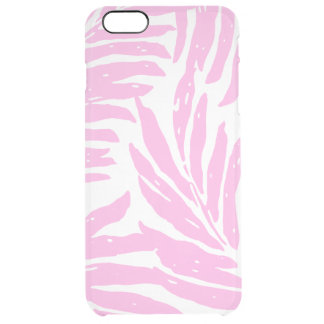 Kahanu Garden Hawaiian Palm Leaves Clear iPhone 6 Plus Case