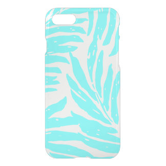 Kahanu Garden Hawaiian Palm Leaves Turq iPhone 8/7 Case