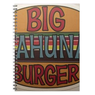 Kahuna Burger Notebooks