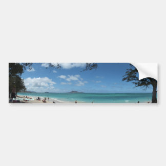 Kaikua Beach Bumper Sticker