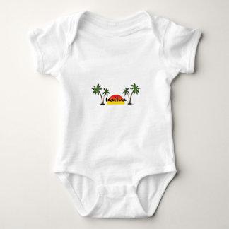 Kailua Hawaii Baby Bodysuit