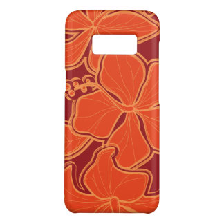 Kailua Hibiscus Hawaiian Oversized Floral Case-Mate Samsung Galaxy S8 Case