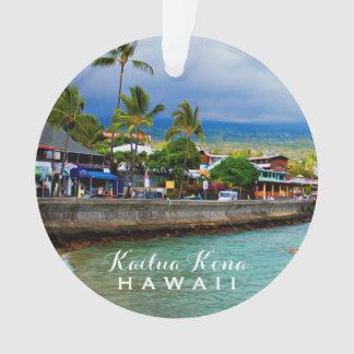 Kailua Kona Pier Hawaii 2 Photo & Text