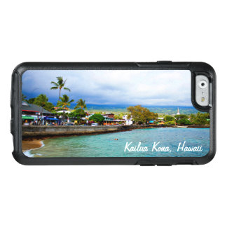 Kailua Kona Pier Hawaii Oil Paint Digital Art OtterBox iPhone 6/6s Case