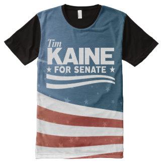 KAINE - Tim Kaine for Senate All-Over-Print T-Shirt
