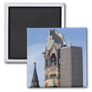 Kaiser Wilhelm Memorial Church, Berlin Square Magnet