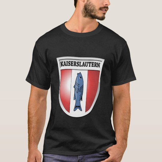 Kaiserslautern Coat of Arms Men's Dark T-Shirt0011 T-Shirt