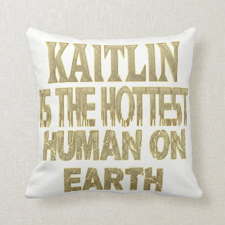 Kaitlin Pillow
