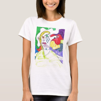 Kaitlyn Elizabeth Original Artwork T-Shirt