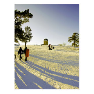 Kaivopuisto Postcard