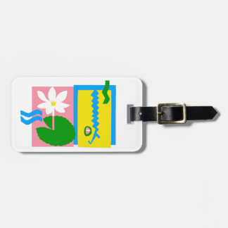 Kakadu - Luggage tag