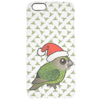 Kakapo Claus Clear iPhone 6 Plus Case