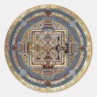 Kalachakra Mandala B Stickers