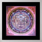 Kalachakra Mandala Poster
