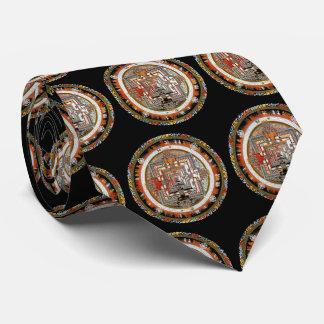 Kalachakra Mandala Tie