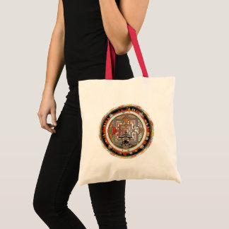 Kalachakra Mandala Tote Bag