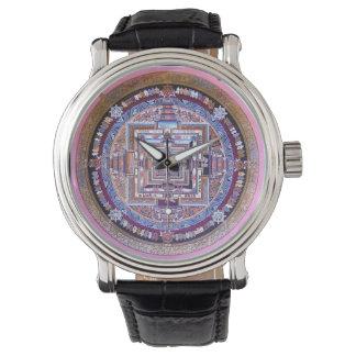 Kalachakra mandala watch