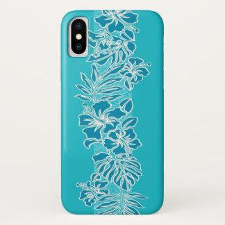 Kalaheo Hawaiian Hibiscus Tapa Case-Mate iPhone Case