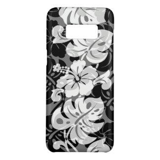 Kalakaua Border Hawaiian Hibiscus Black Case-Mate Samsung Galaxy S8 Case