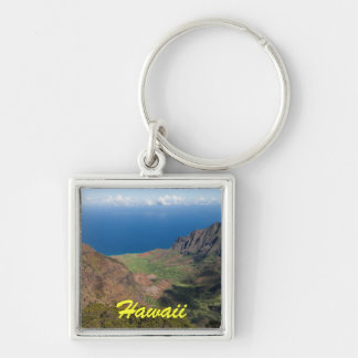 Kalalau Valley Keychain